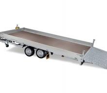 MTK & MTKA: Die neuen Fahrzeugtransporter von Humbaur